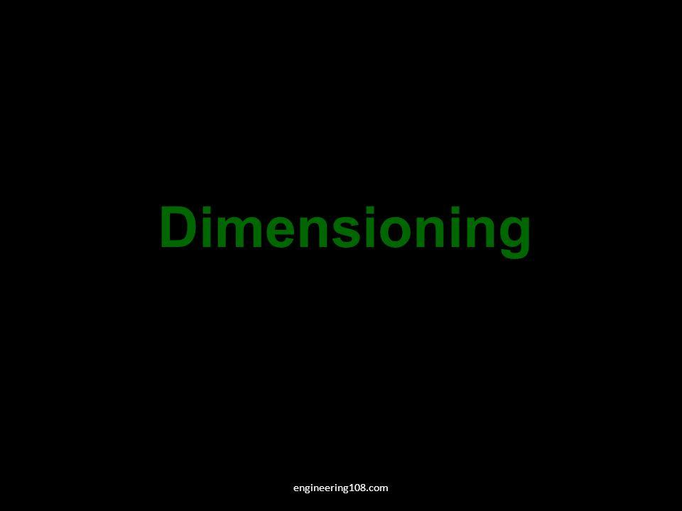 Dimensioning engineering108.com