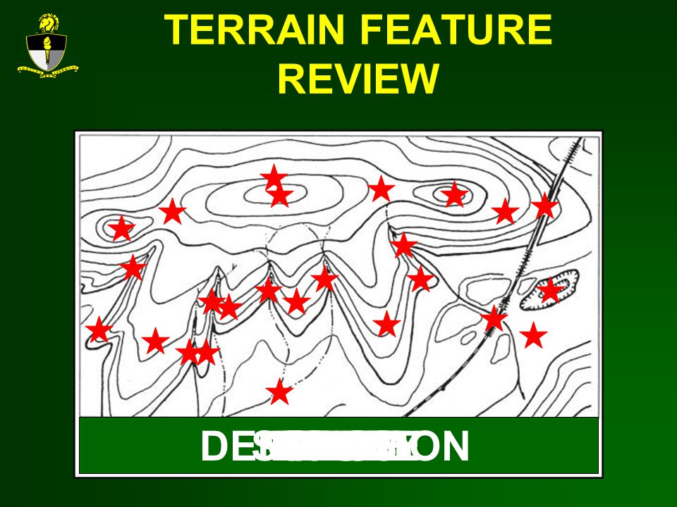 TERRAIN FEATURE REVIEW