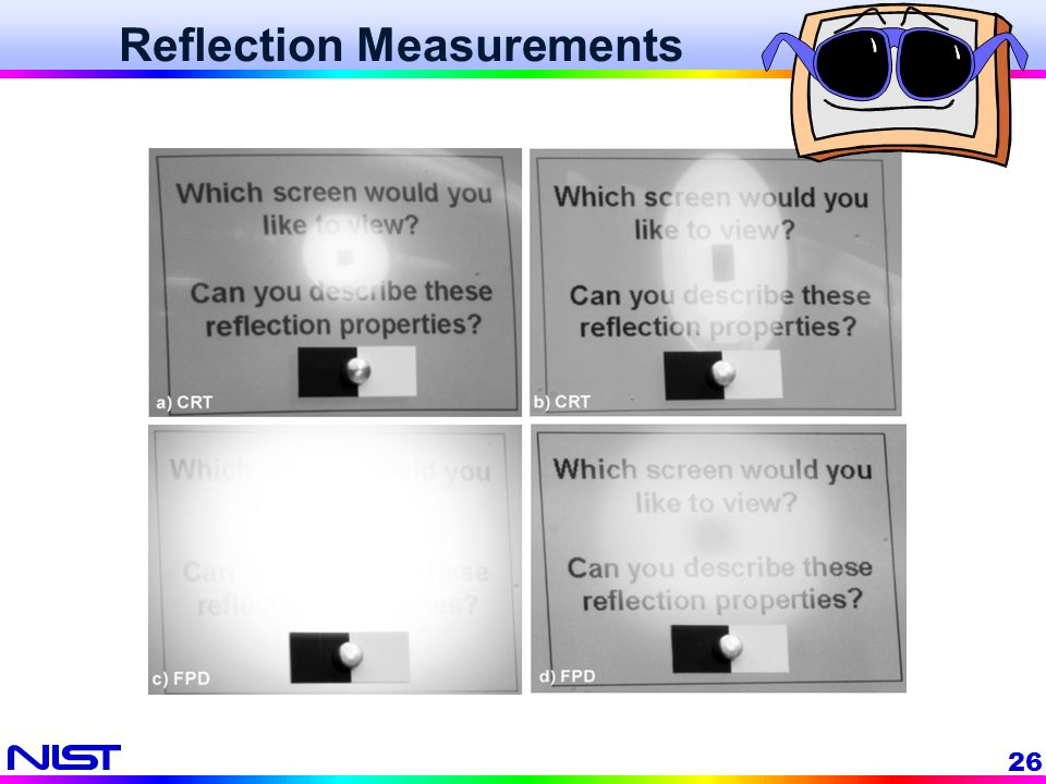 Reflection Measurements