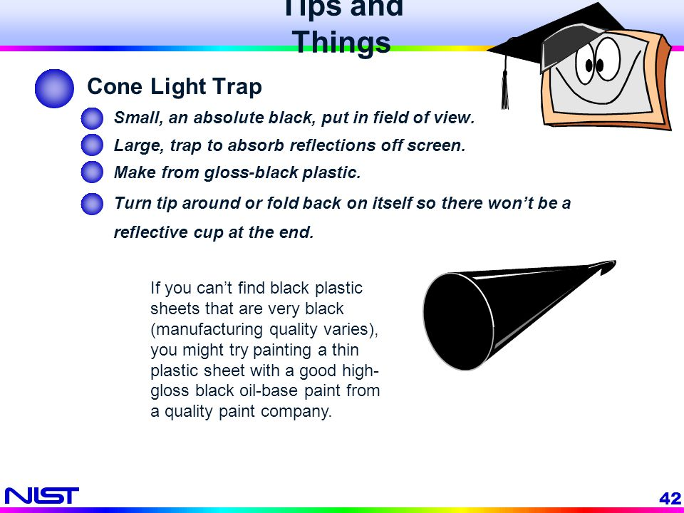 Tips and Things Cone Light Trap