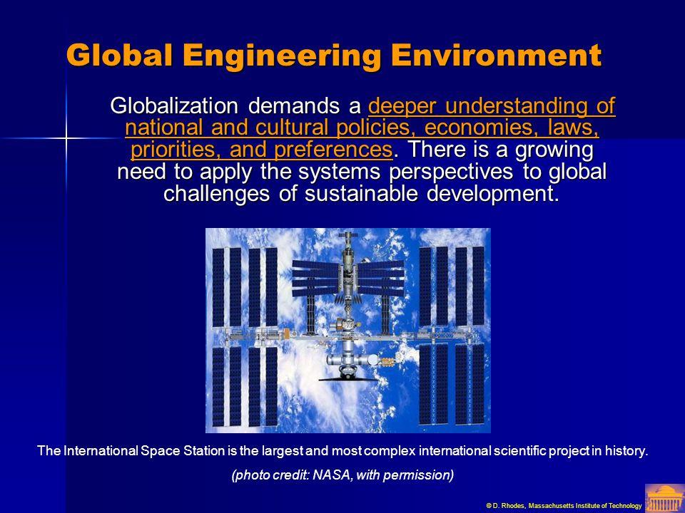Global Engineering Environment