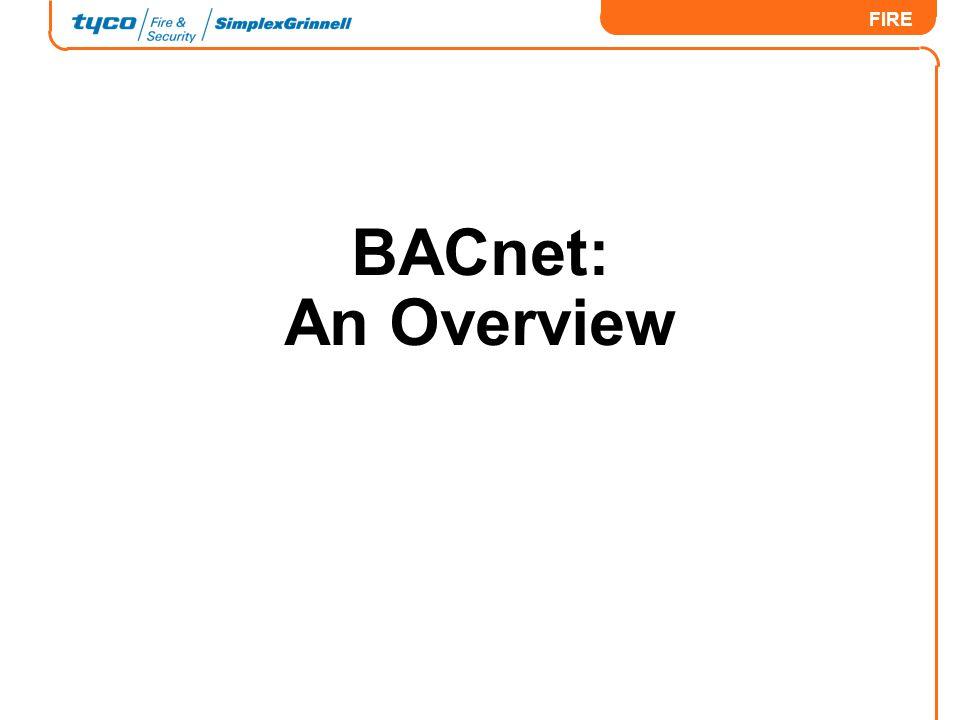 BACnet: An Overview