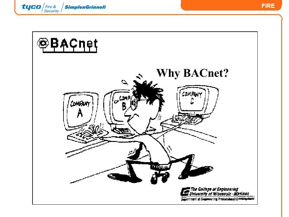 Why BACnet