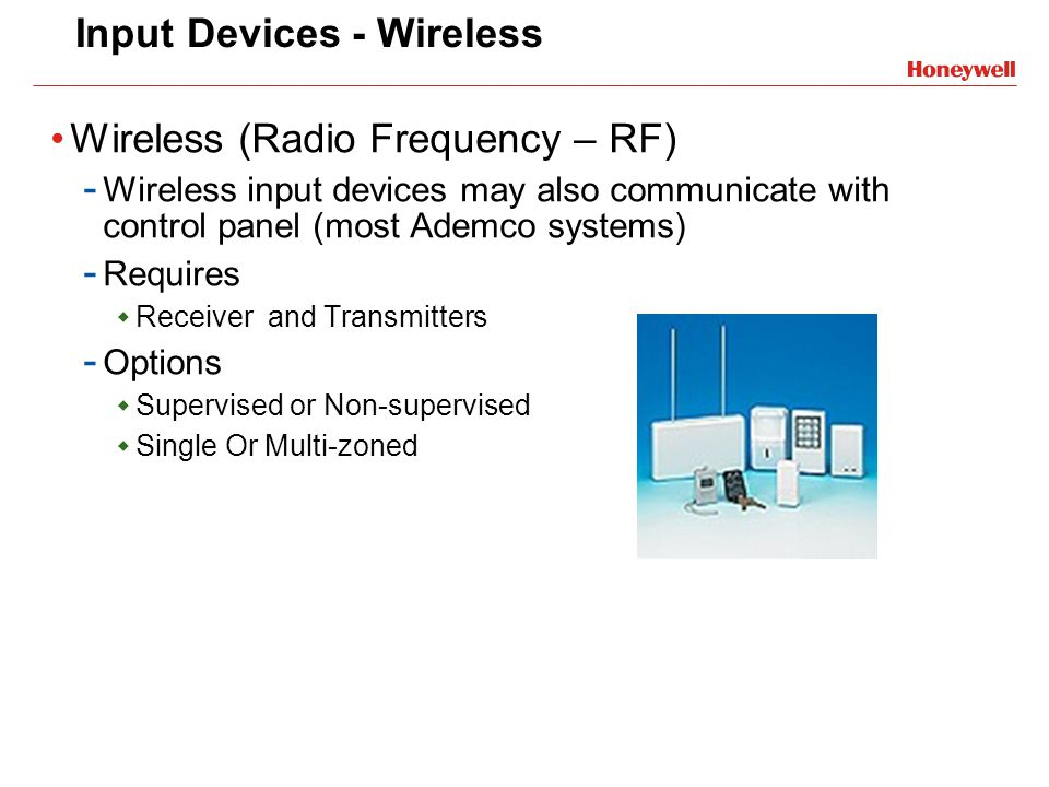 Input Devices - Wireless