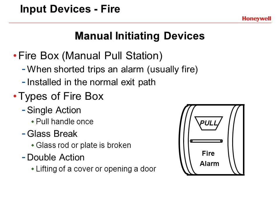 Manual Initiating Devices