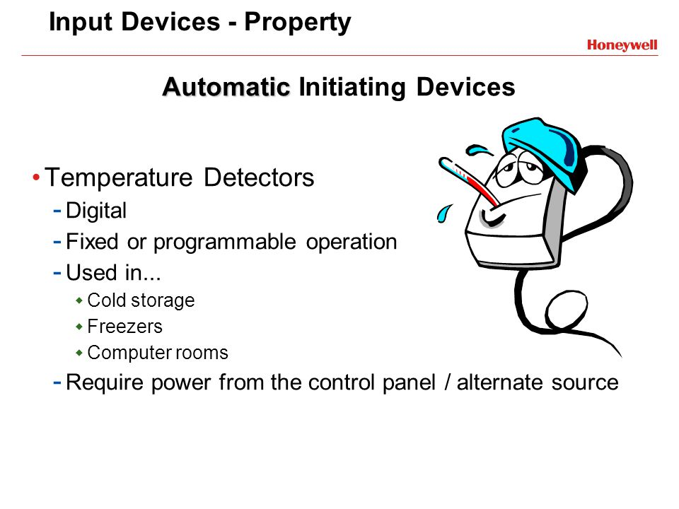 Input Devices - Property