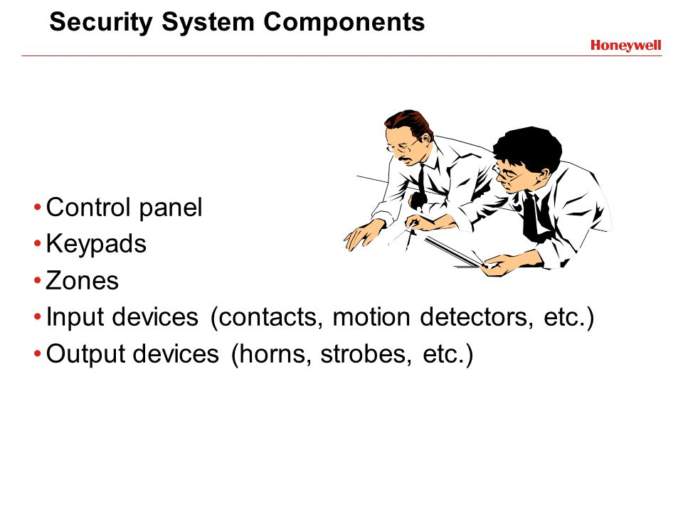 Security System Components