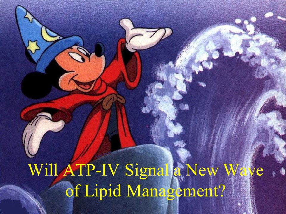 Will ATP-IV Signal a New Wave of Lipid Management