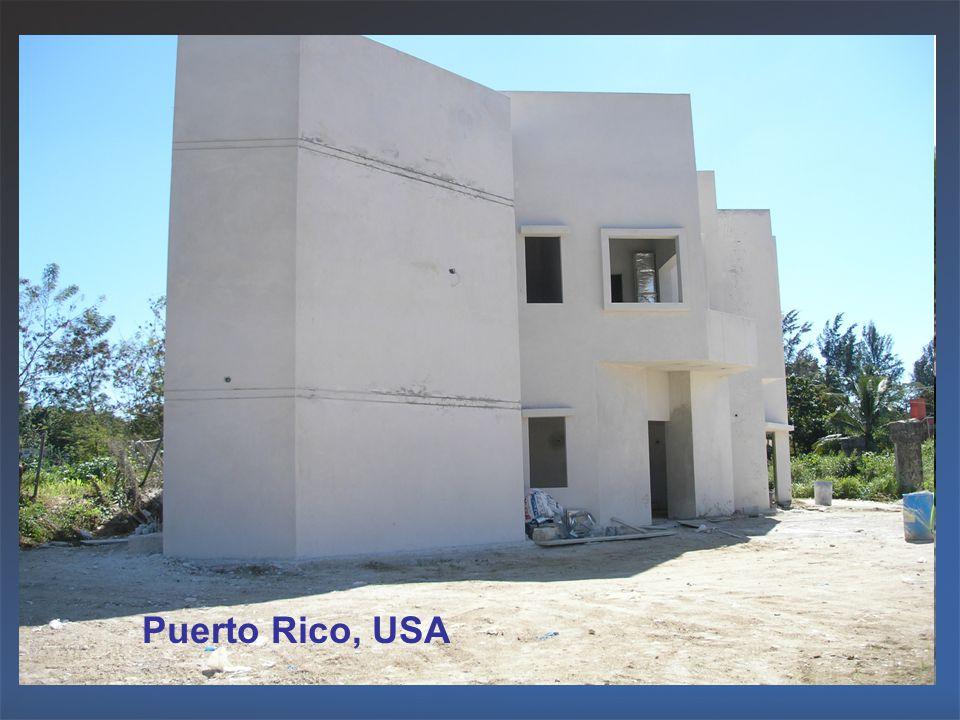 Panama Puerto Rico, USA
