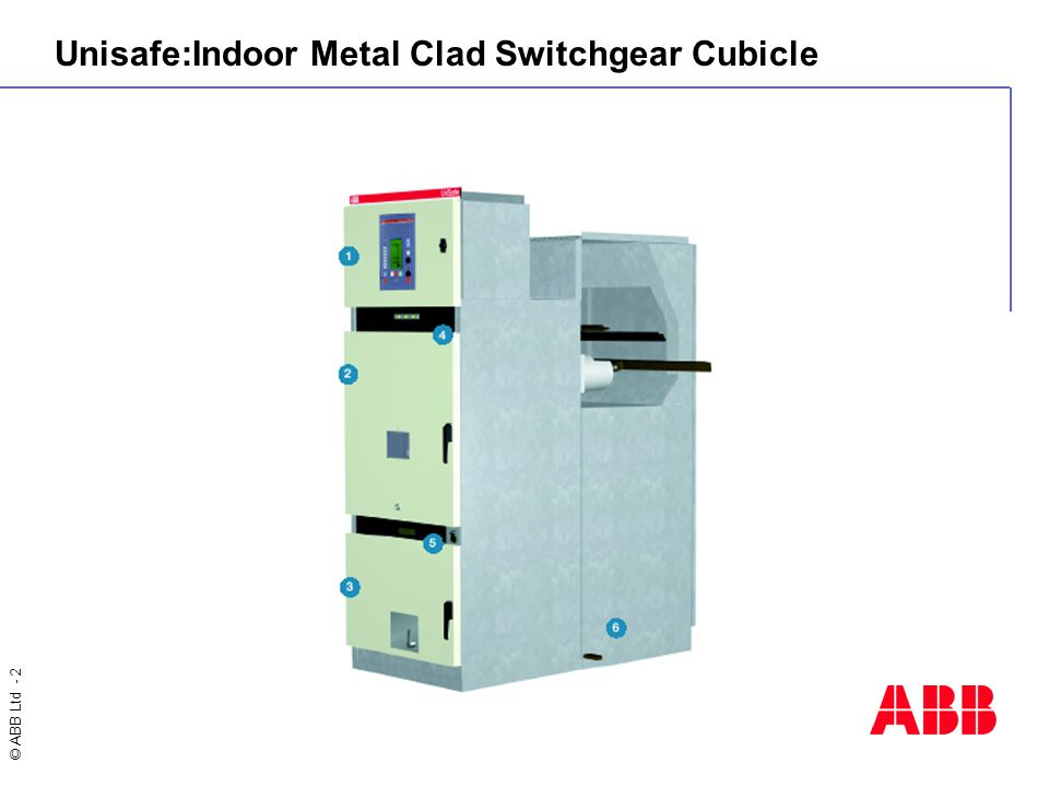 Unisafe:Indoor Metal Clad Switchgear Cubicle