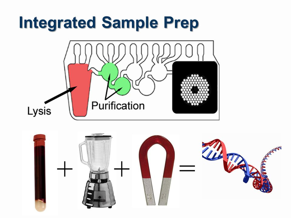 Integrated Sample Prep