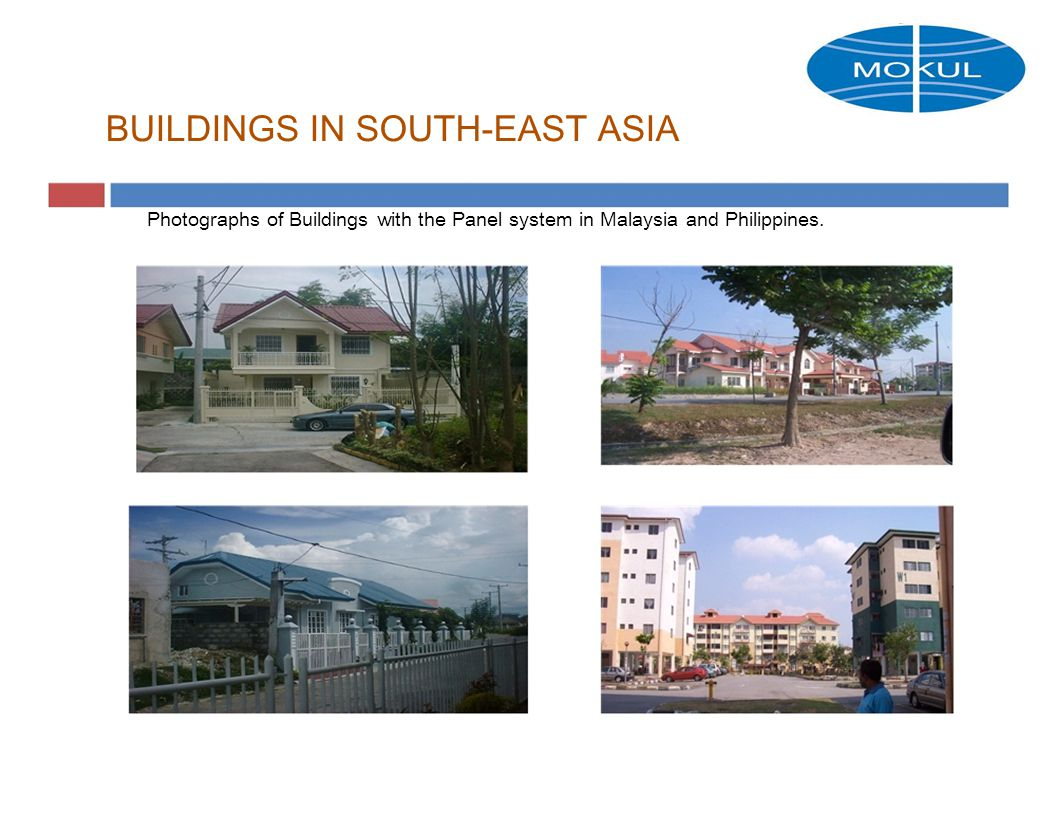 BUILDINGS IN SOUTH-EAST ASIA