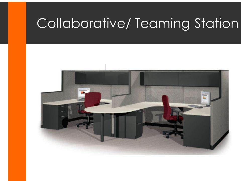 Collaborative/ Teaming Station