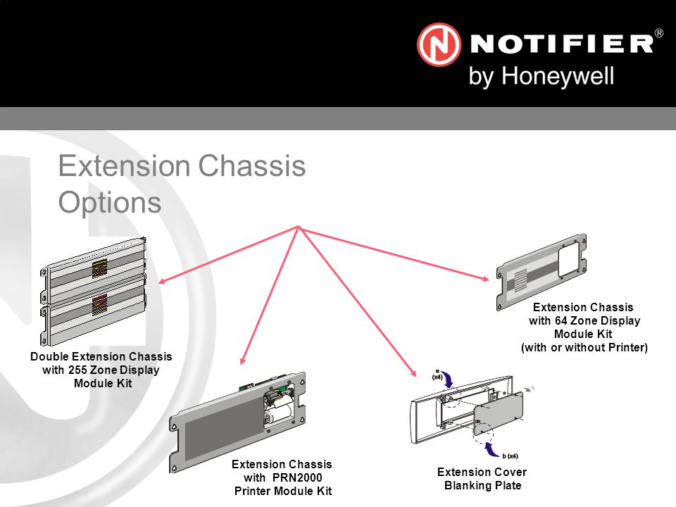 Extension Chassis Options