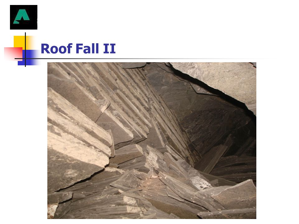 Roof Fall II