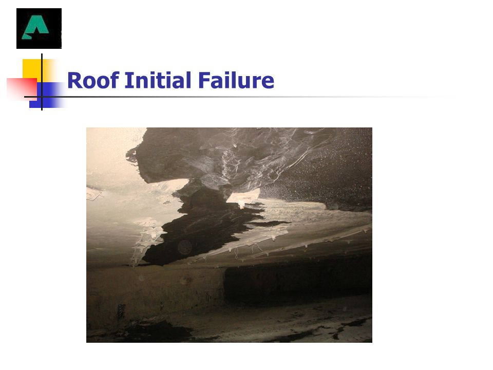 Roof Initial Failure