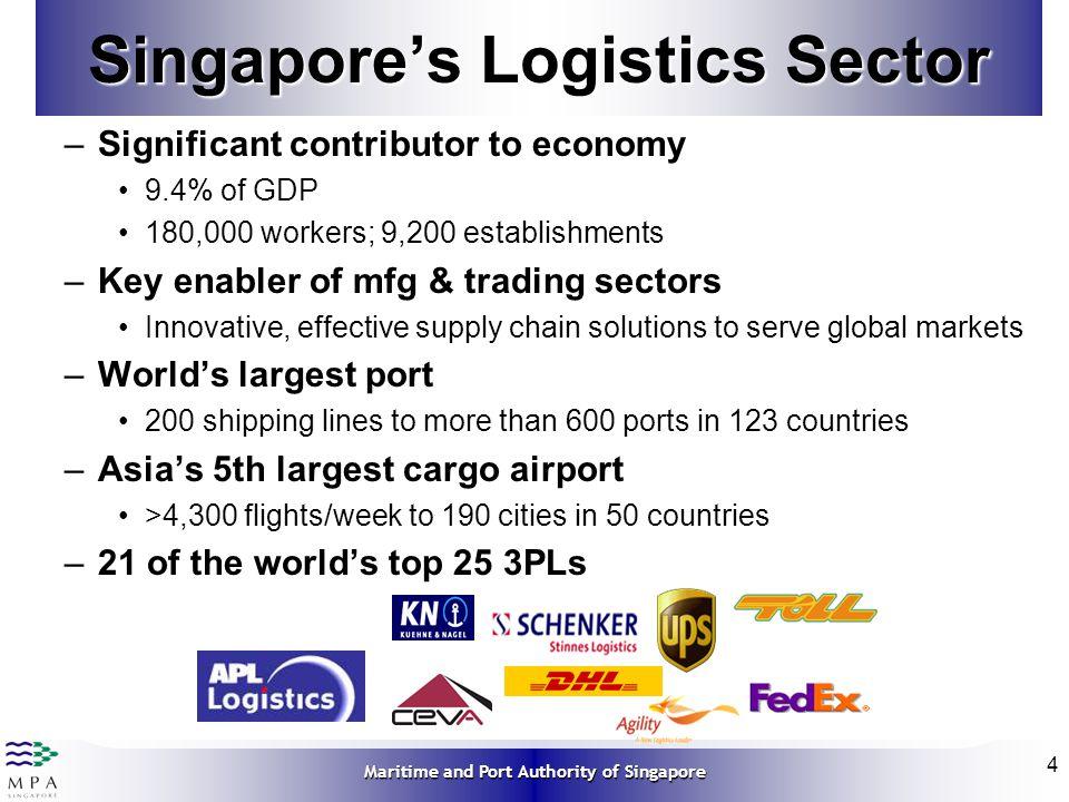 Singapore's Logistics Sector