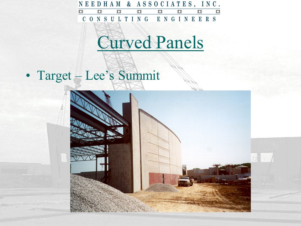 Curved Panels Target – Lee's Summit
