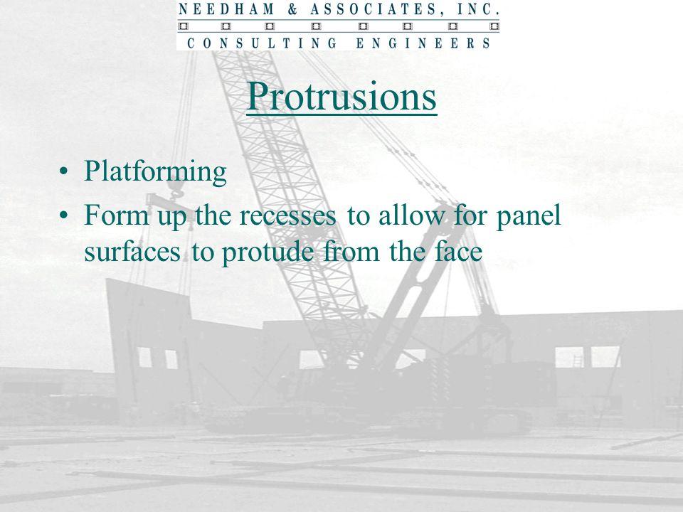 Protrusions Platforming