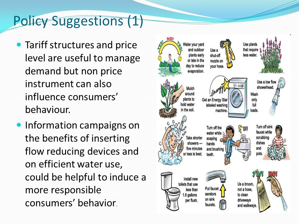 Policy Suggestions (1)