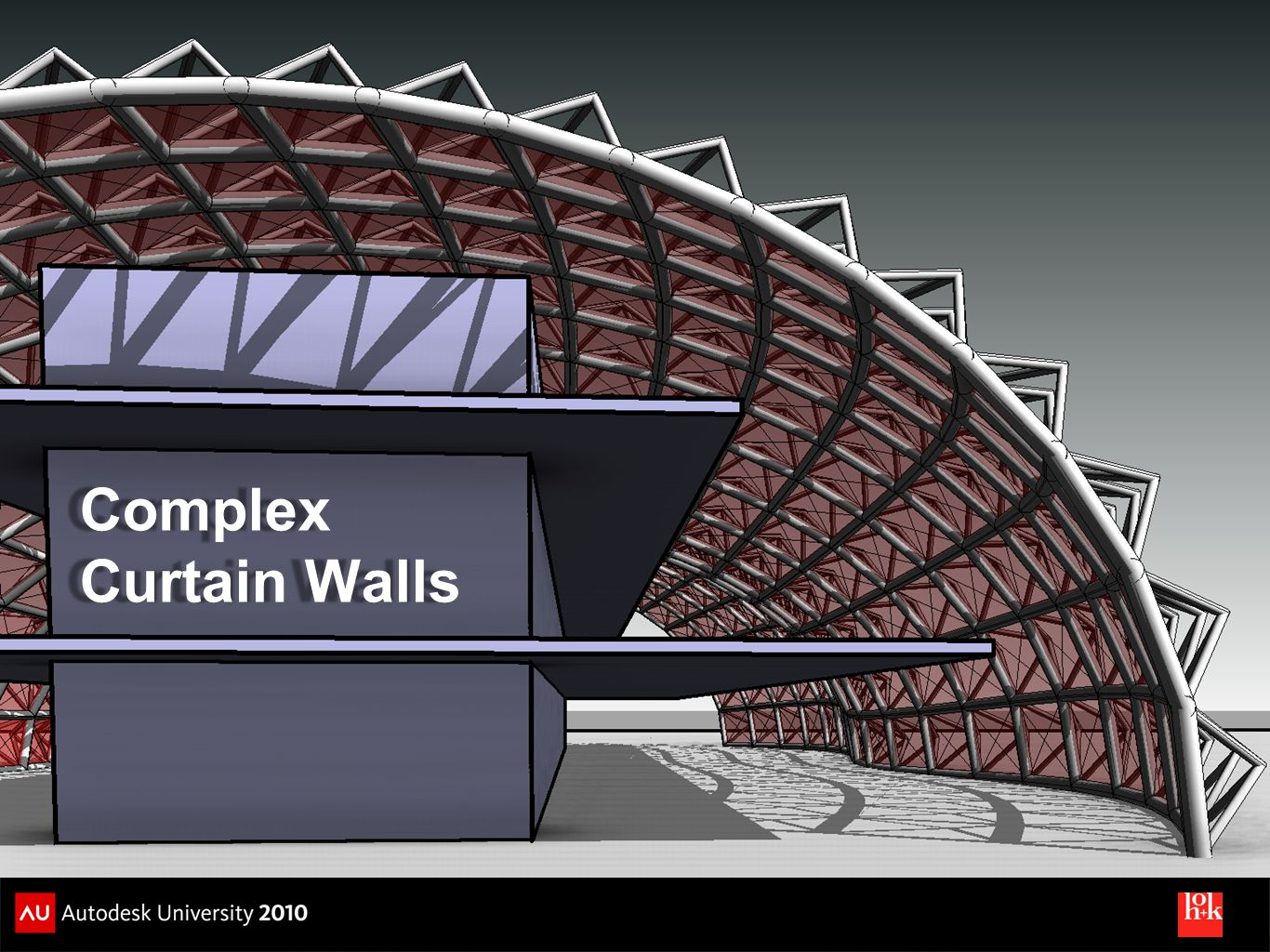 Complex Curtain Walls