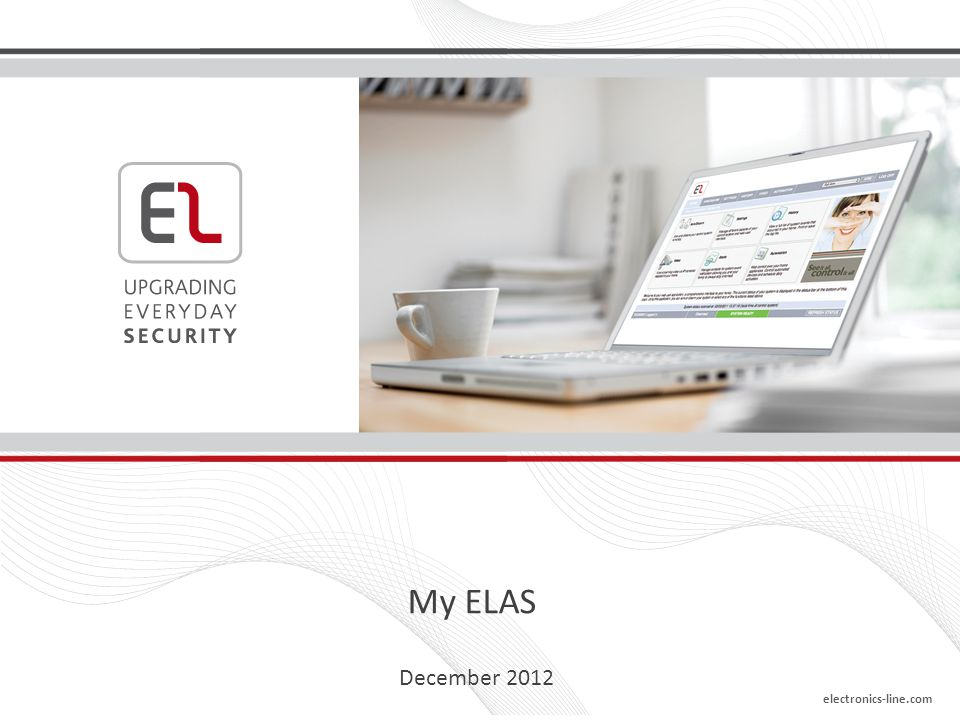 My ELAS December 2012