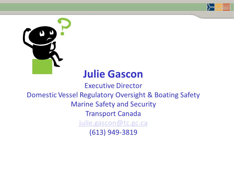 Julie Gascon Executive Director