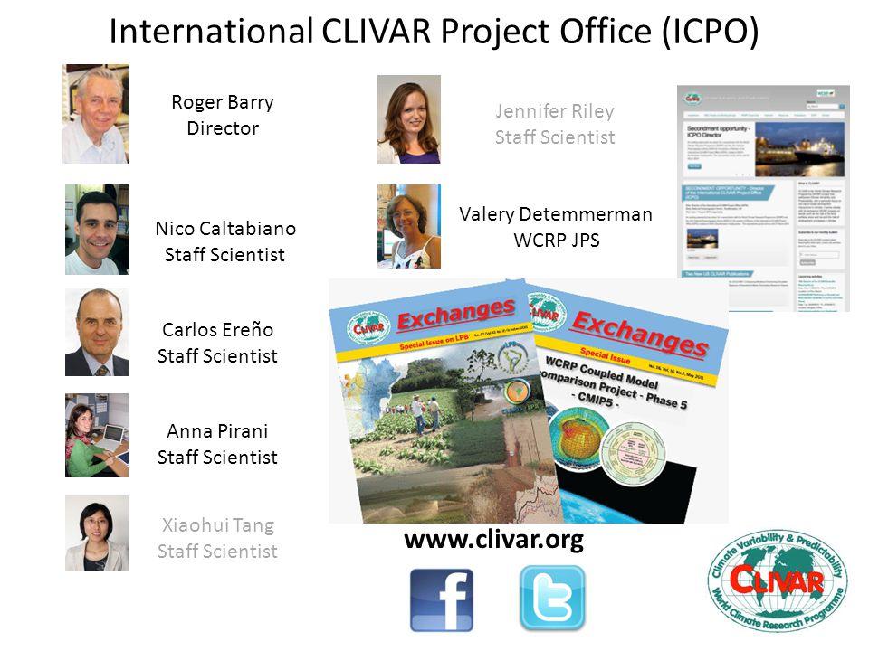 International CLIVAR Project Office (ICPO)