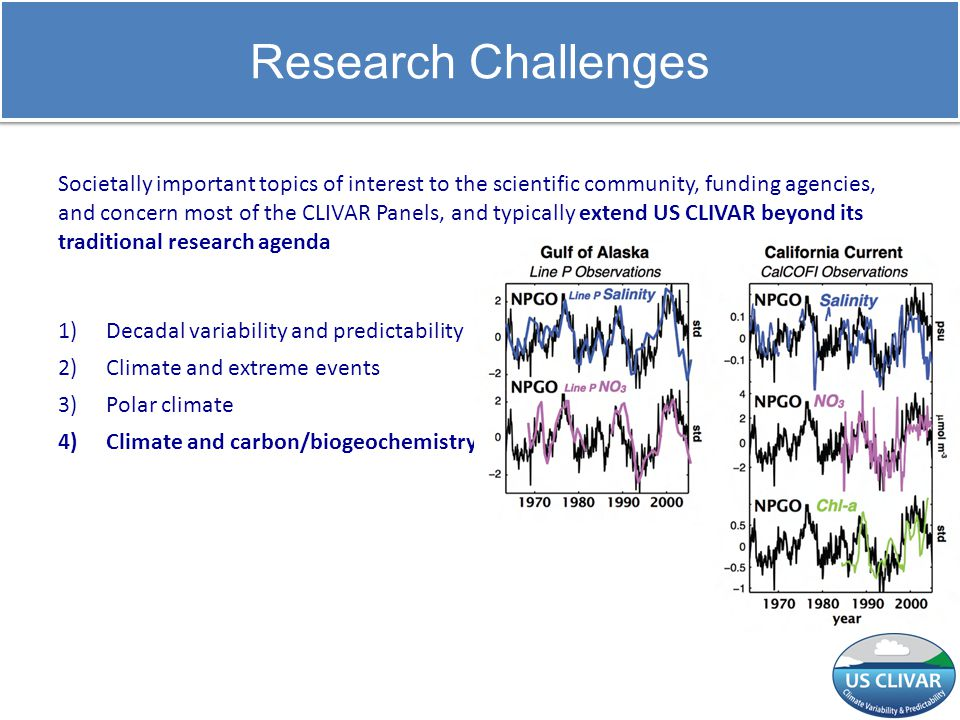 Research Challenges Research Challenges
