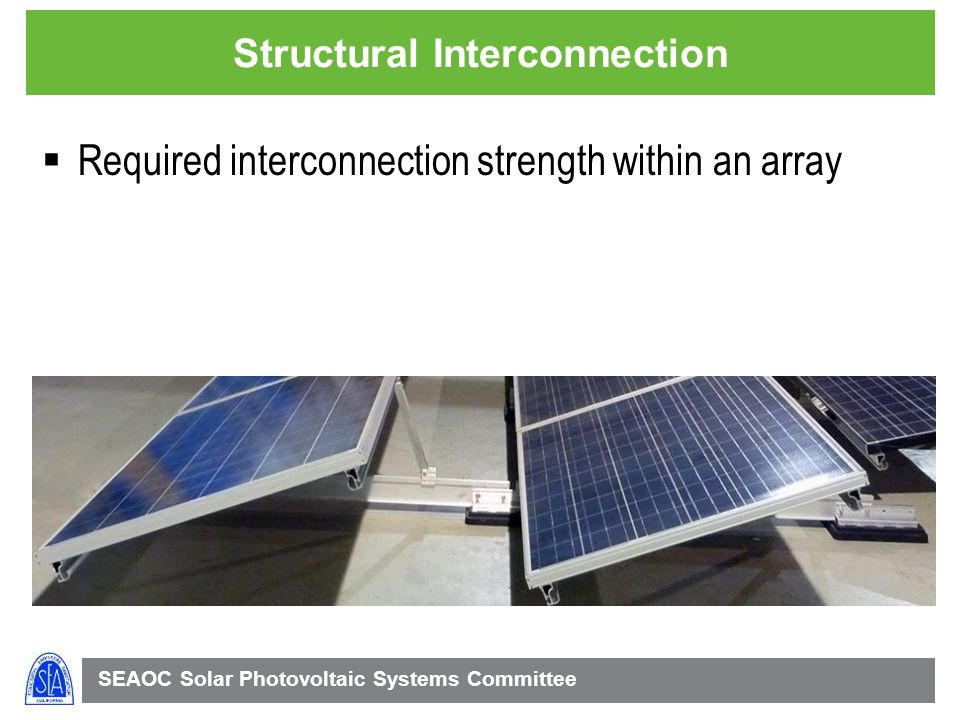 Structural Interconnection