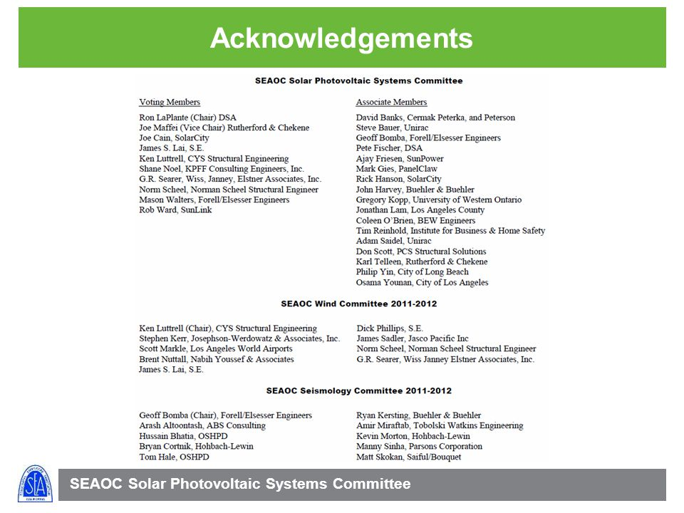 Acknowledgements 46