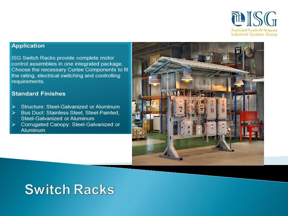 Switch Racks