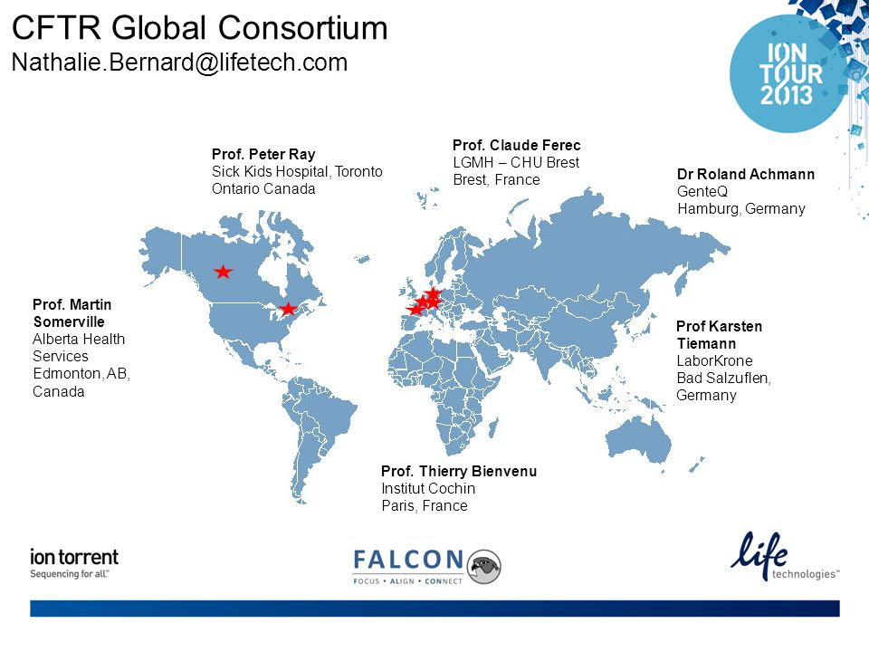 CFTR Global Consortium Nathalie.Bernard@lifetech.com