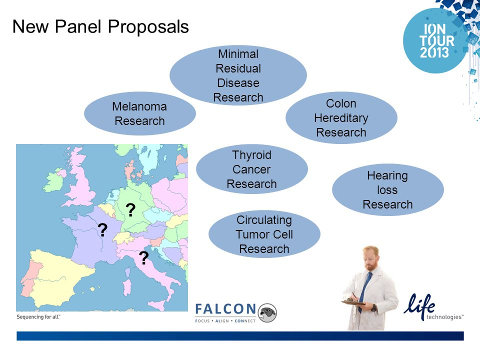 New Panel Proposals Minimal Residual Disease Research