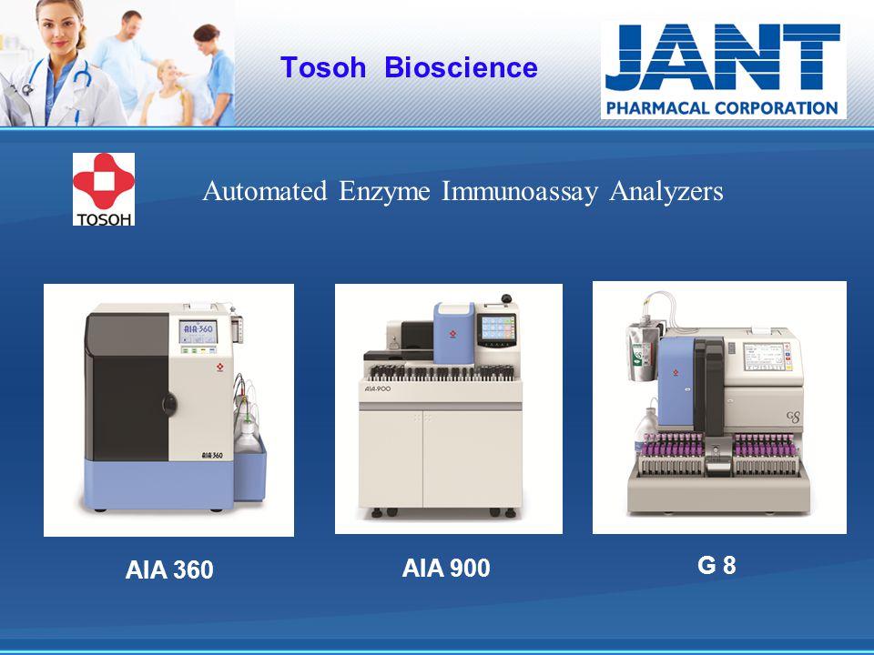 Automated Enzyme Immunoassay Analyzers