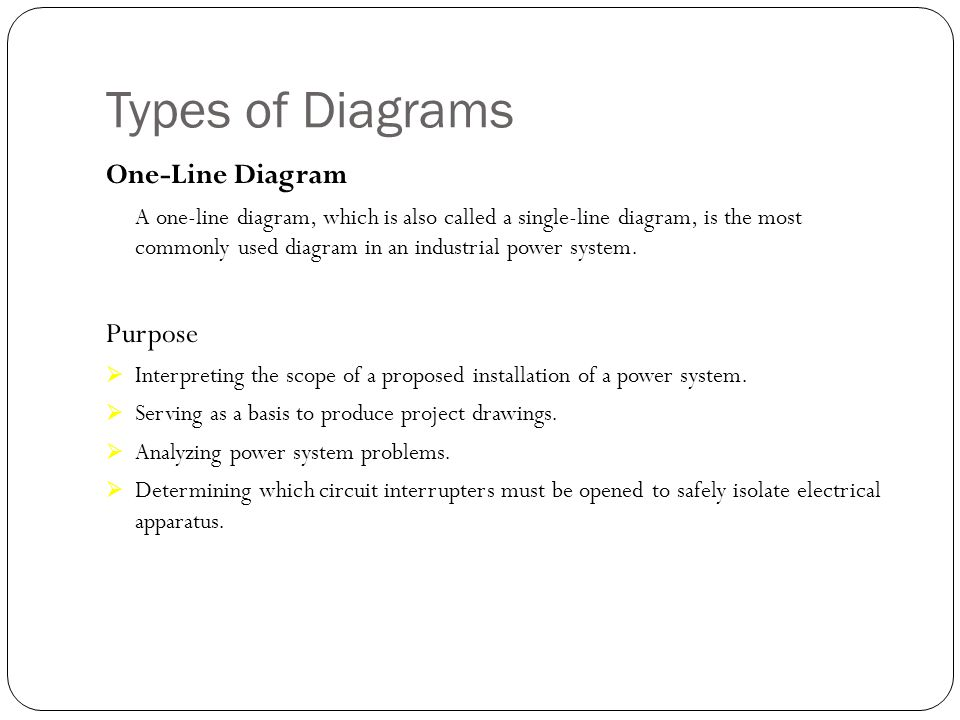 ELECTRICAL DIAGRAMS. - ppt video online download