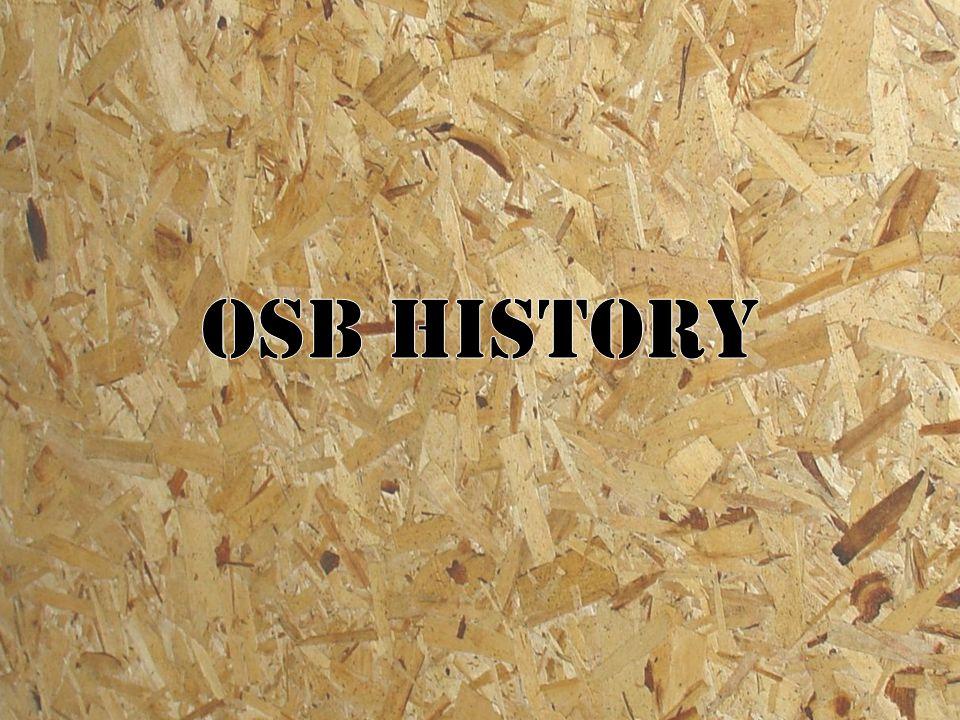 OSB HISTORY
