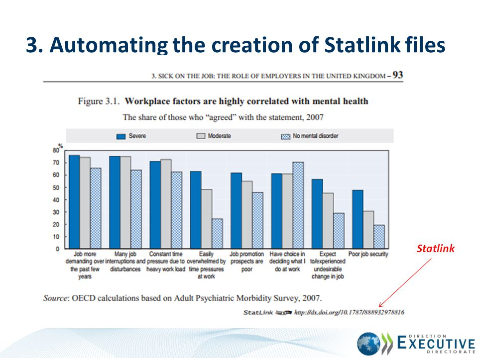 3. Automating the creation of Statlink files