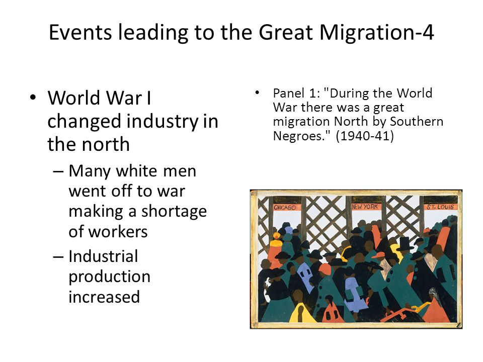 Events leading to the Great Migration-4