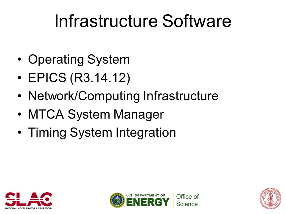 Infrastructure Software