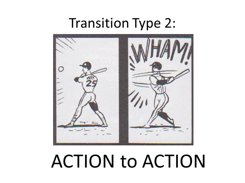Transition Type 2: ACTION to ACTION