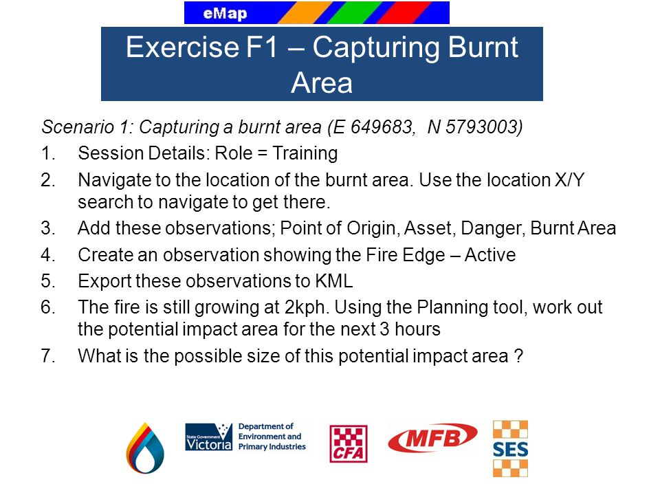 Exercise F1 – Capturing Burnt Area
