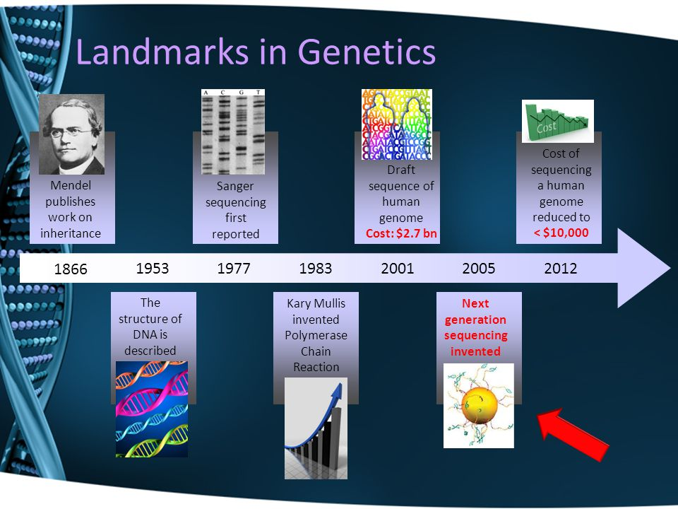 Next generation sequencing invented