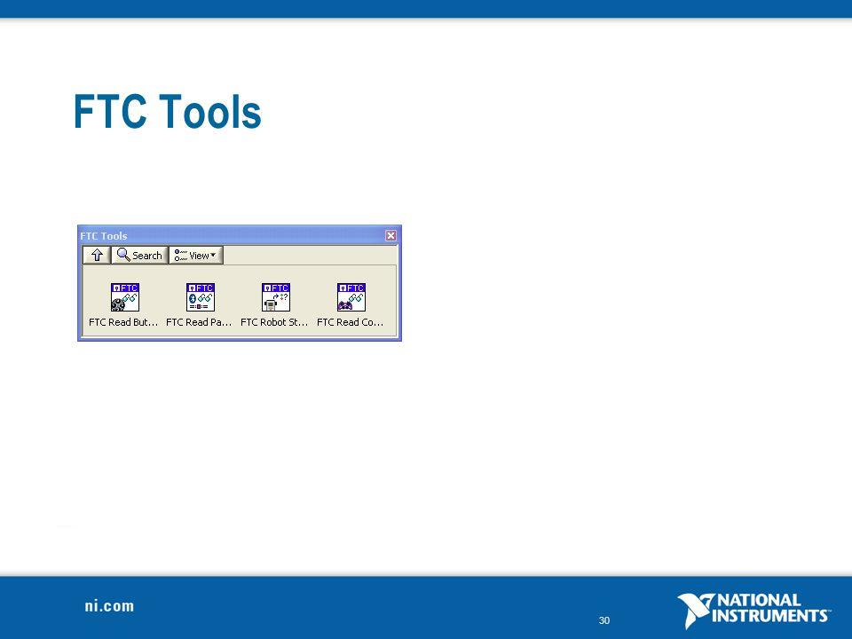 FTC Tools