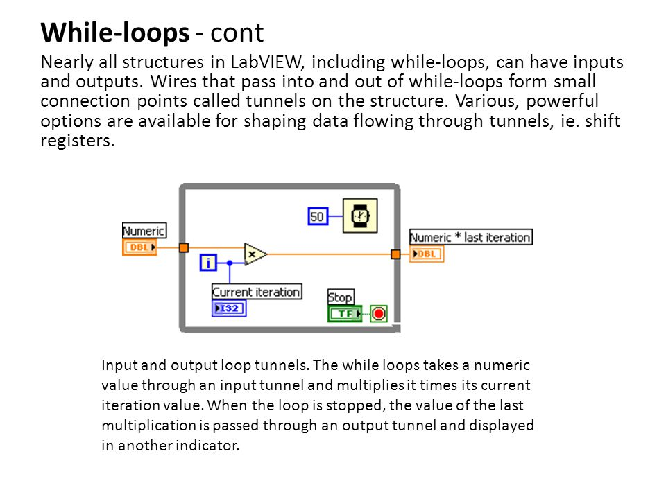 While-loops - cont