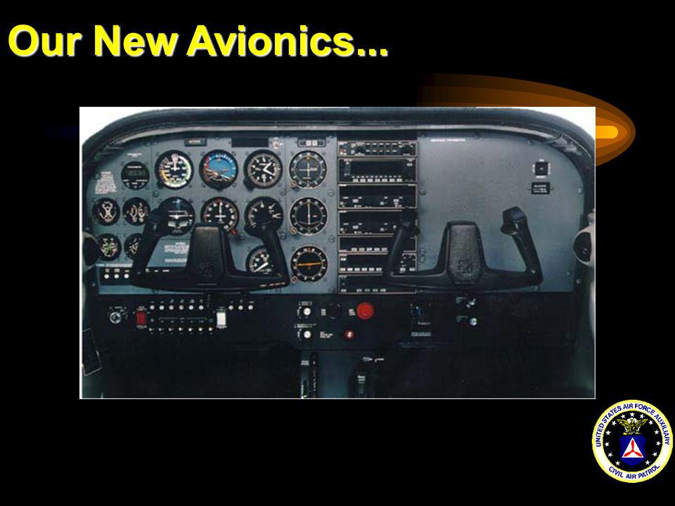 Our New Avionics...