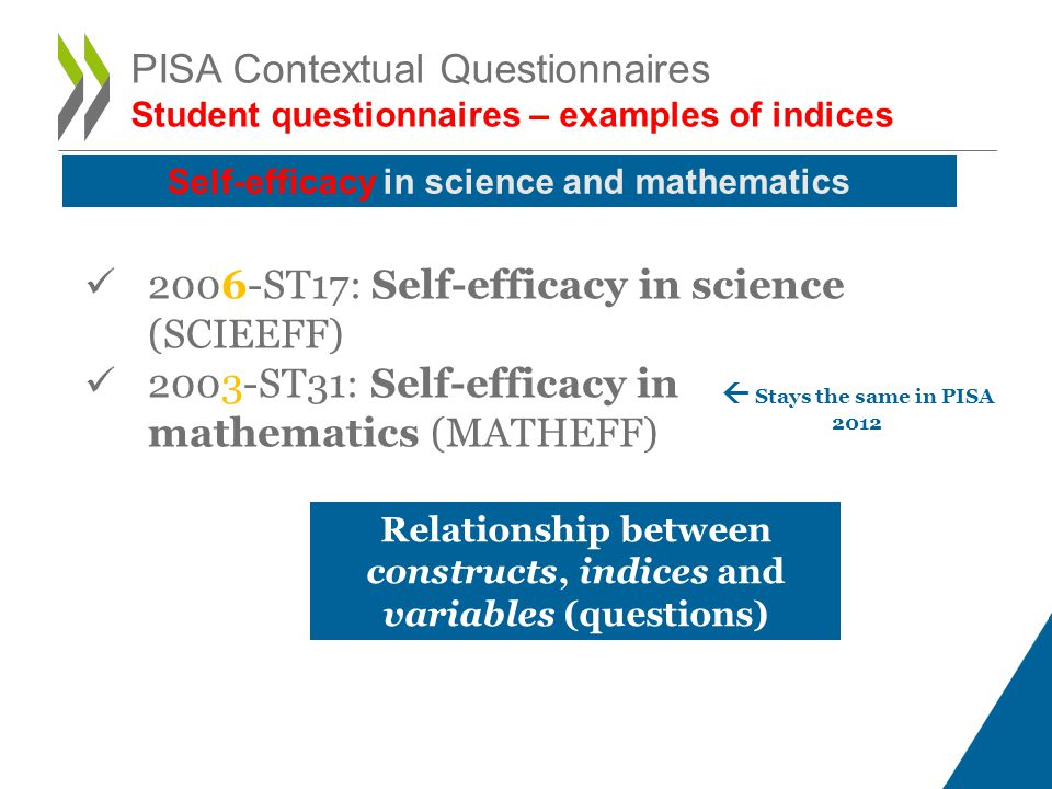 2006-ST17: Self-efficacy in science (SCIEEFF)