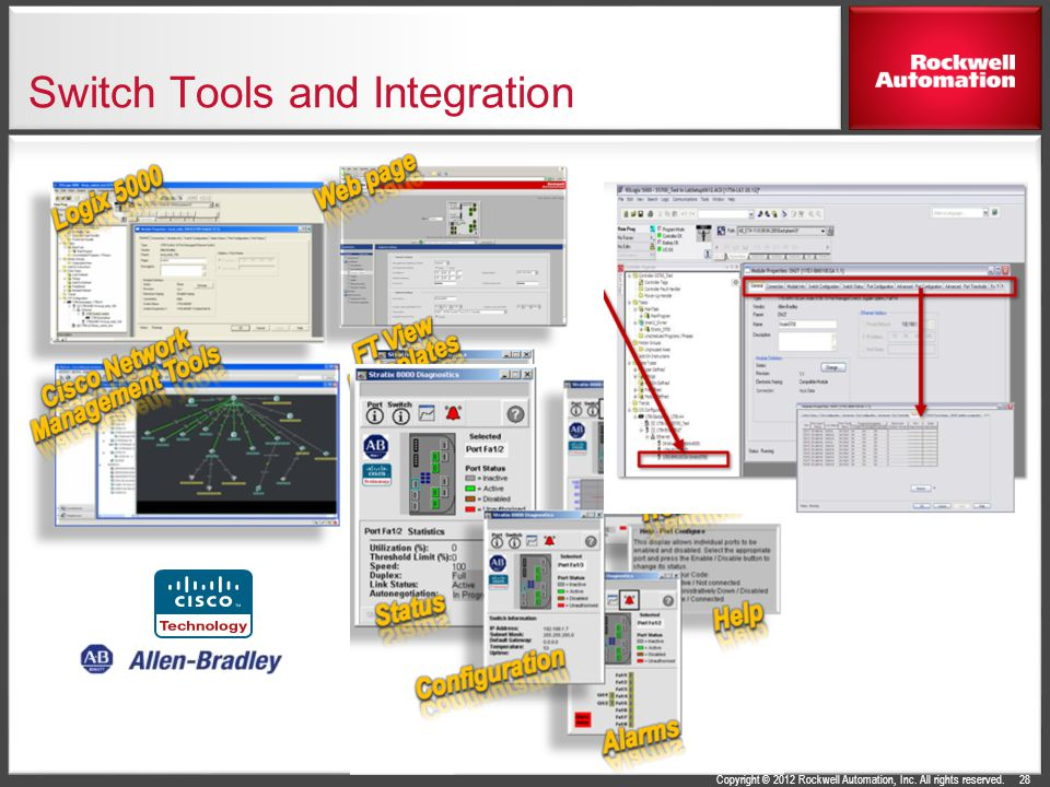 Switch Tools and Integration