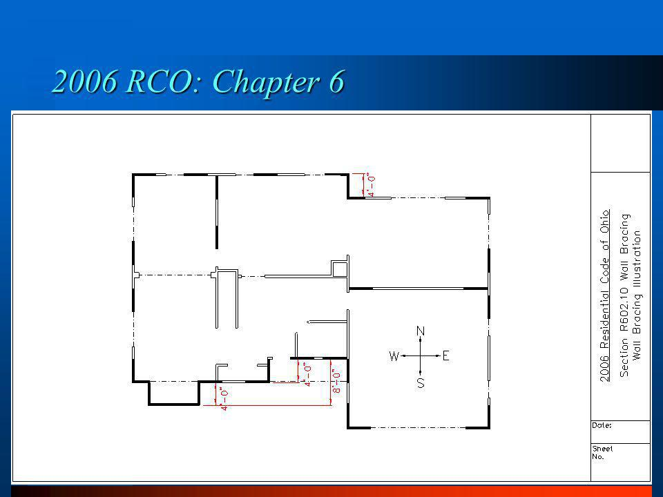 2006 RCO: Chapter 6