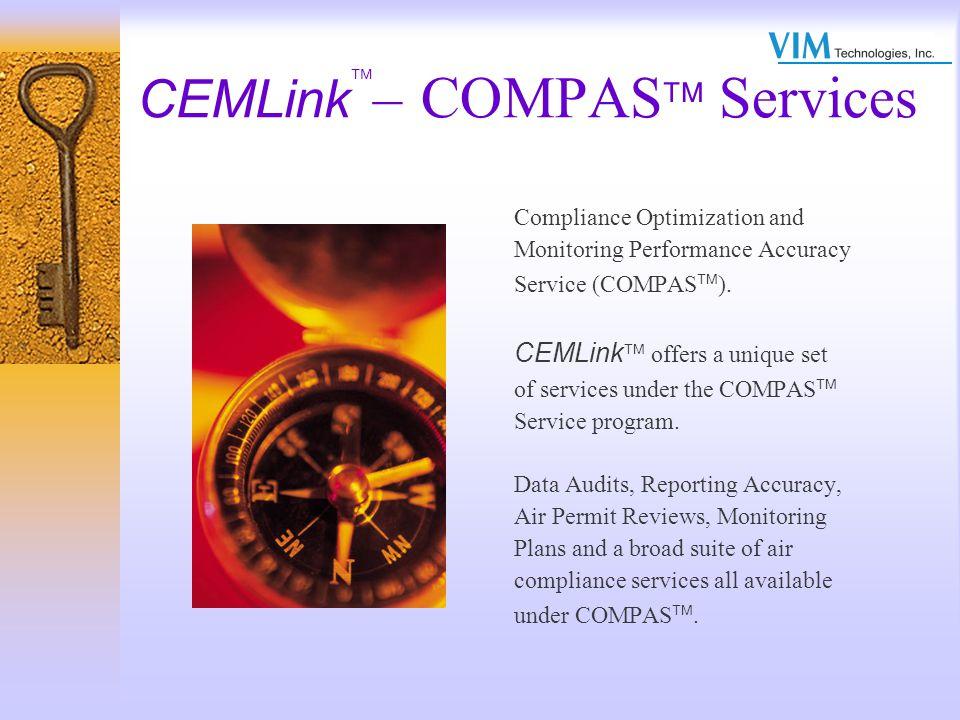 CEMLink– COMPAS Services